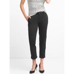 Gap Slim City Crop Pants Size 10R